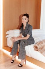 NATALIA DYER for Into the Gloss, 2019