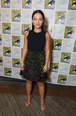 NATALIA REYERS at Paramount Pictures Presentation at Comic-con in San Diego 07/18/2019