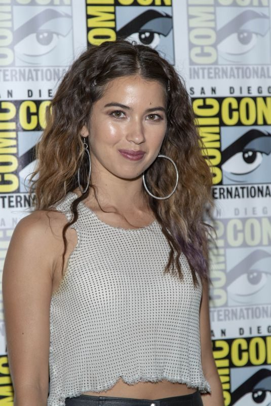 NICHOLE BLOOM at Superstore Photocall at San Diego Comic-con 07/18/2019