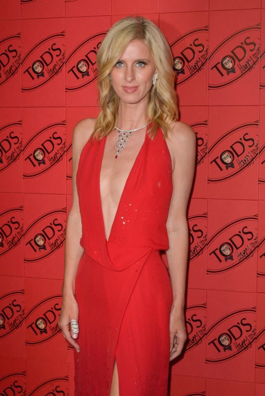 NICKY HILTON at Tod's x Alber Elbaz Happy Moments Party in Paris 07/02/2019