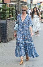 NICKY HILTON Out and About in New York 07/12/2019
