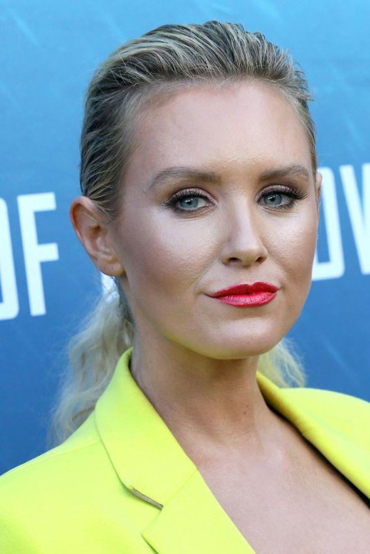 NICKY WHELAN at Sea of Shadows Premiere in Los Angeles 07/10/2019