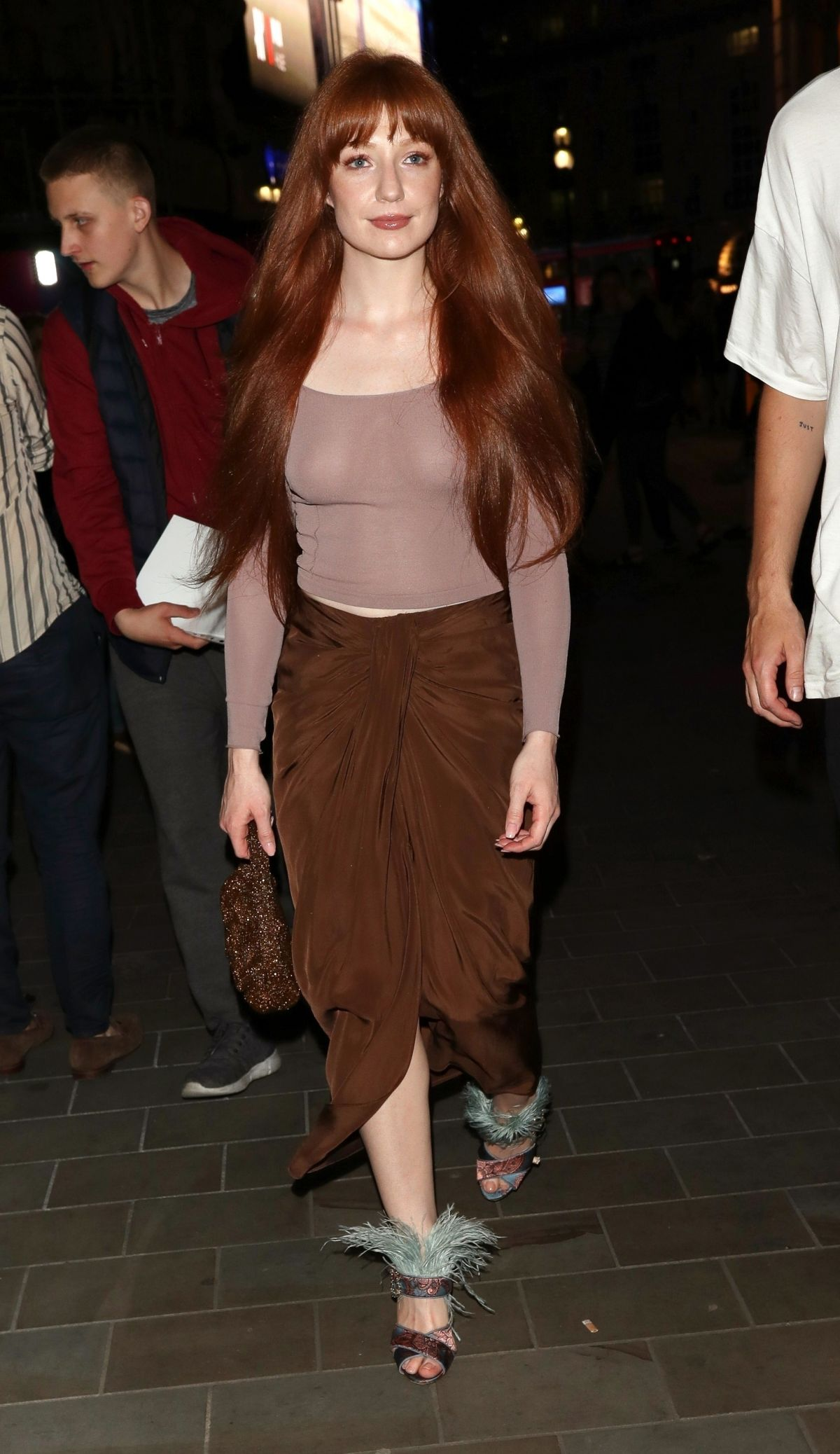 Nicola Roberts At Magnum Pleasure Store Launch Party In London 07 10 2019 Hawtcelebs