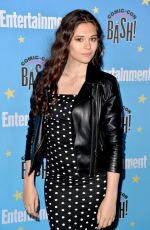 NICOLE MAINES at Entertainment Weekly Party at Comic-con in San Diego 07/20/2019