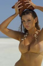 OLIVIA BROWER - SI Swimsuit 2019 Outtakes Video