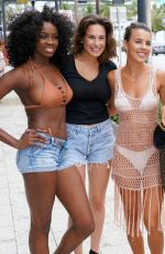 OLIVIA CULPO at Sports Illustrated Swimsuit 2019 Model Search Open Casting Call in Miami 07/12/2019