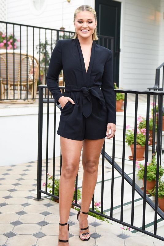 OLIVIA HOLT at Tamara Mellon x A.L.C. Launch in West Hollywood 07/24/2019