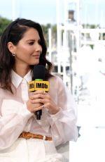 OLIVIA MUNN at Imdboat at San Diego Comic-con 07/19/2019
