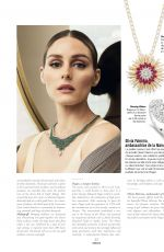 OLIVIA PALERMO in Dreams Magazine, July/September 2019