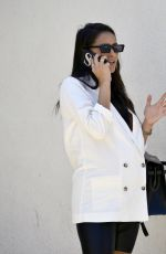 Pregnant SHAY MITCHELL Out in Los Angeles 07/15/2019