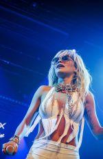 RITA ORA Performs at Montreux Jazz Festival 07/08/2019