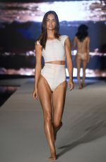 ROBIN HOLZKEN at 2019 Sports Illustrated Swimsuit Runway Show at Miami Swim Week 07/14/2019