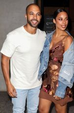ROCHELLE HUMES at ITV Summer Party 2019 in London 07/17/2019