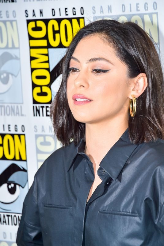 ROSA SALAZAR at Undone Panel at Comic-con 2019 in San Diego 07/18/2019