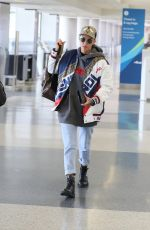 RUBY ROSE at Los Angeles International Airport 07/07/2019