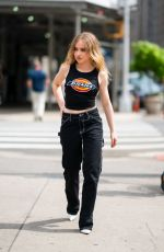 SABRINA CARPENTER Out in New York 07/05/2019