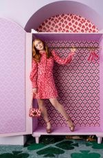SADIE SINK for Kate Spade New York Fall/Winter 2019 Collection