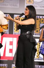 SALMA HAYEK at Marvel Panel at Comic-con 2019 in San Diego 07/20/2019