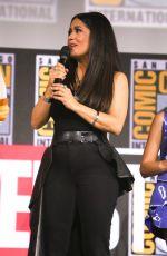 SALMA HAYEK at Marvel Panel at Comic-con 2019 in San Diego 07/20/2019
