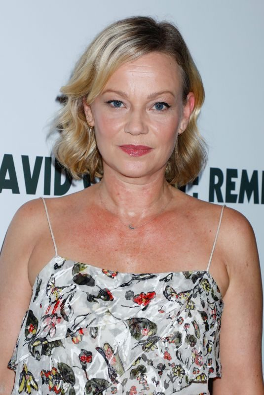 SAMANTHA MATHIS at David Crosby Remember My Name Screening in New York 07/16/2019