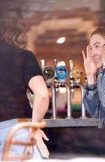 SAOIRSE RONAN at a Pub in Notting Hill 07/09/2019