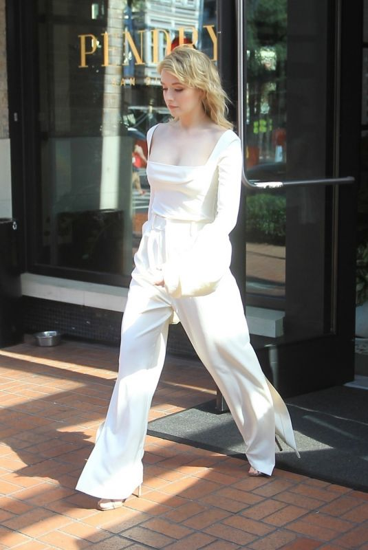 SARAH BOLGER Out and About at San Diego Comic-con 07/20/2019