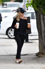 SARAH MICHELLE GELLAR Out in Brentwood 07/25/2019