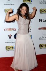 SARAH MORAS at 11th Annual Fighters Only World Mixed Martial Arts Awards07/03/2019