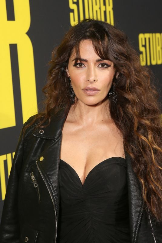 SARAH SHAHI at Stuber Premiere in Los Angeles 07/10/2019