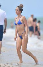 SAVANNAH MONTANO in Bikini in Miami Beach 07/11/2019