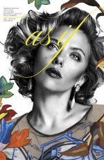 SCARLETT JOHANSSON for As If Magazine, Spring/Summer 2019