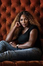 SERENA WILLIAMS in Forbes Magazine, June 2019