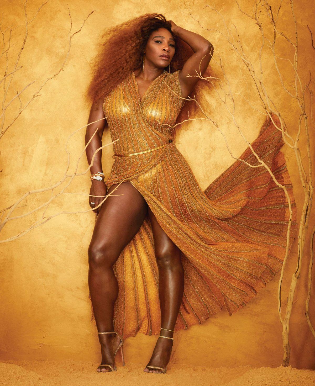 Serena Williams In Harpers Bazaar Magazine, August 2019  Hawtcelebs-4501