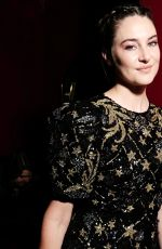 SHAILENE WOODLEY at Dior Party at Paris Fashion Week 07/01/2019