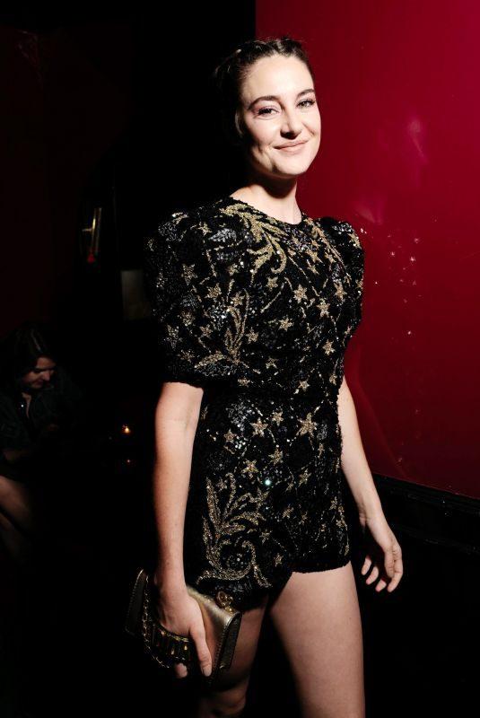SHAILENE WOODLEY at Dior Party at Paris Fashion Week 07/01/2019