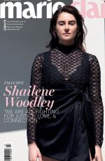 SHAILENE WOODLEY in Marie Claire Magazine, Malaysia July 2019
