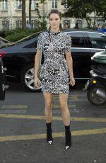 SHAILENE WOODLEY Leaves Vogue Dinner Party at Paris Haute Couture Week 07/02/2019