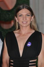 SIMONA HALEP at Wimbledon Tennis Champions' Dinner at Guildhall in London 07/14/2019