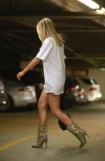 SOFIA RICHIE Out Shopping in Beverly Hills 07/05/2019