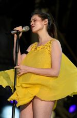 SOPHIE ELLIS-BEXTOR Performs at Lytham Festival in Lytham St Annes 07/12/2019