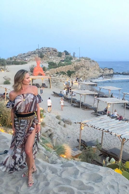 STACY KEIBLER on Vacation in Greece – Instagram Pictures 07/02/2019