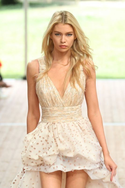 STELLA MAXWELL at Redemption Haute Couture Fall/Winter 2019/2020 Show in Paris 06/30/2019