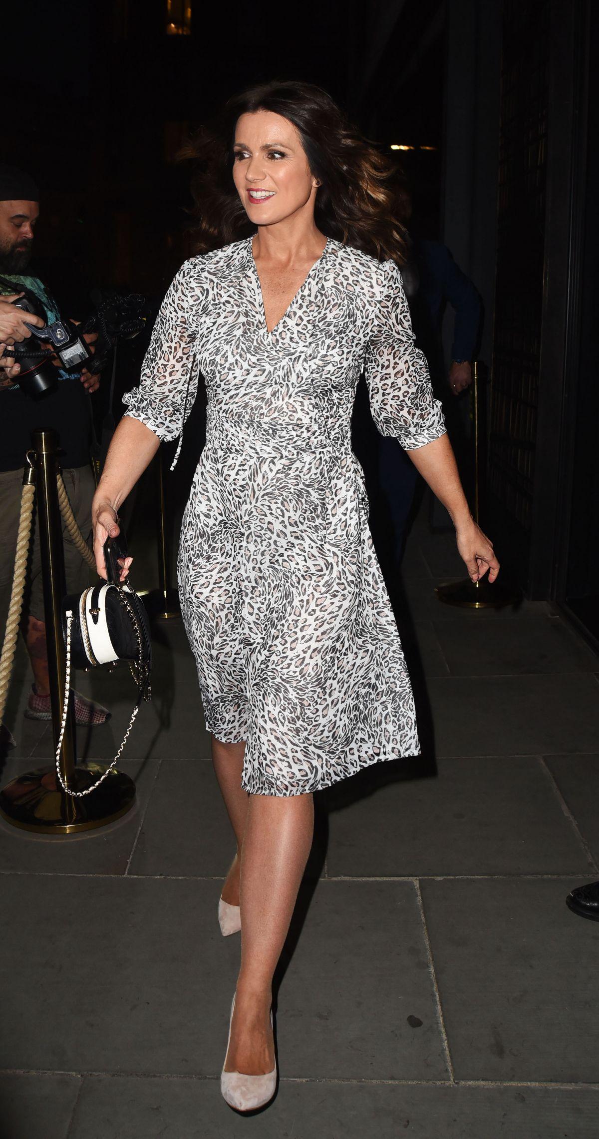 SUSANNA REID at ITV Summer Party 2019 in London 07172019