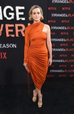 TAYLOR SCHILLING at Orange is the New Black Final Season Premiere in New York 07/25/2019