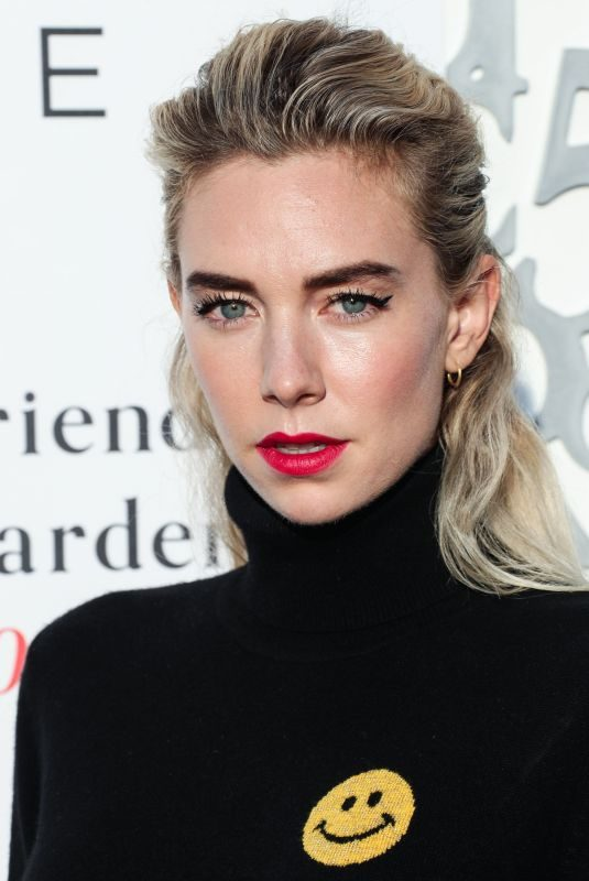 VANESSA KIRBY at American Friends of Covent Garden 50th Anniversary Celebration 07/10/2019