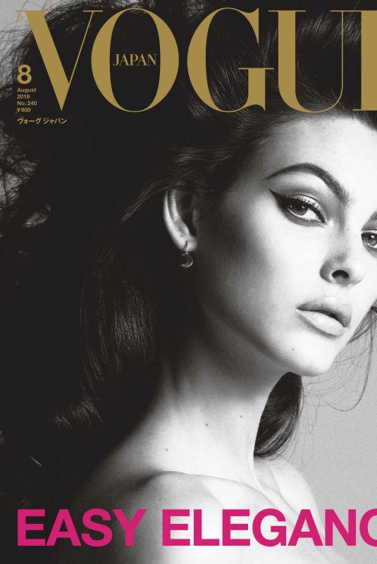 VITTORIA CERETTI in Vogue Magazine, Japan August 2019