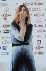 VITTORIA PUCCINI at Giffoni Film Festival in Giffoni Valle Piana 07/23/2019