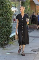 WHITNEY PORT Out on Melrose Place in West Hollywood 07/30/2019