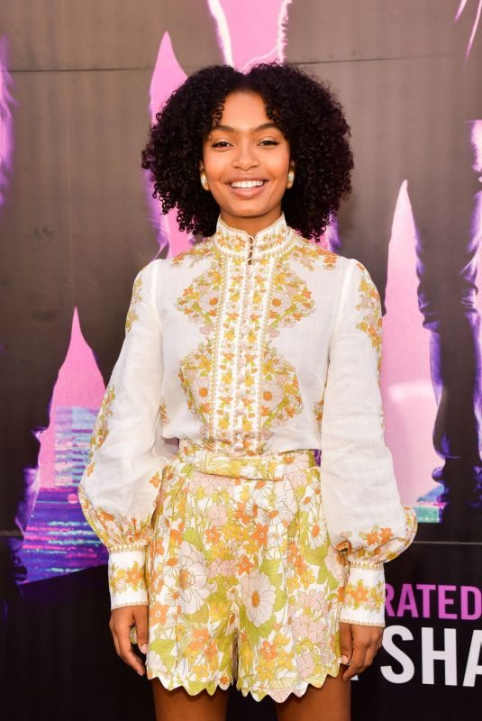YARA SHAHIDI at Alliances: A Trick of Light Experience at San Diego Comic-con 07/20/2019