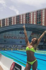 YULIYA EFIMOVA - Russian competitive swimmer Instagram Pictures